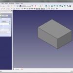 FreeCAD 外部形状 / External Geometry