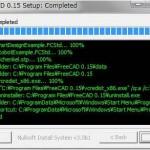 FreeCAD 0.15 ダウンロード・インストール