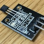 [Arduino] KY-003 44E402 Magnetic Hall Switch Sensorを動かしてみる – 37 in 1 Sensors kit for Arduino