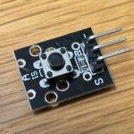 [Arduino] KY-004 押しボタンスイッチを動かしてみる – 37 in 1 Sensors kit for Arduino