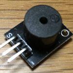 [Arduino] KY-006 パッシブブザー(ピアゾブザー) – 37 in 1 Sensors kit for Arduino